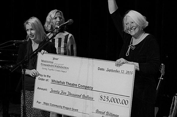 Whitefish Theatre Company Major Community Grant