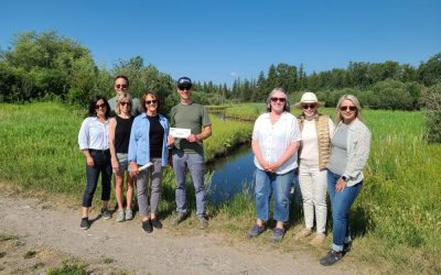 WCF Awards Major Community Project Grant for Bad Rock Canyon Conservation Project