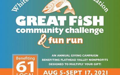 2021 Great Fish Community Challenge Sets New Record